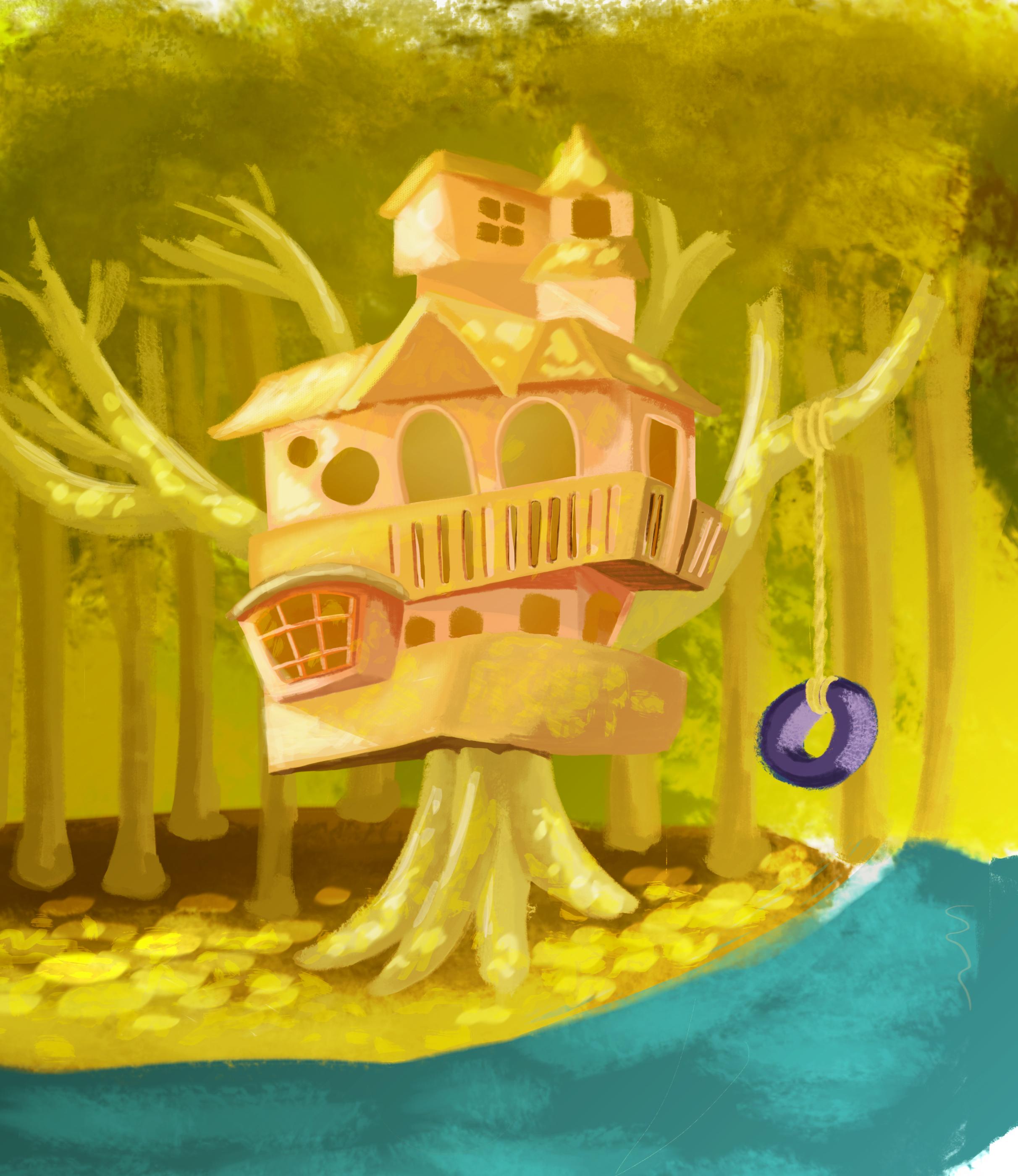 Bucket List: Tree House
