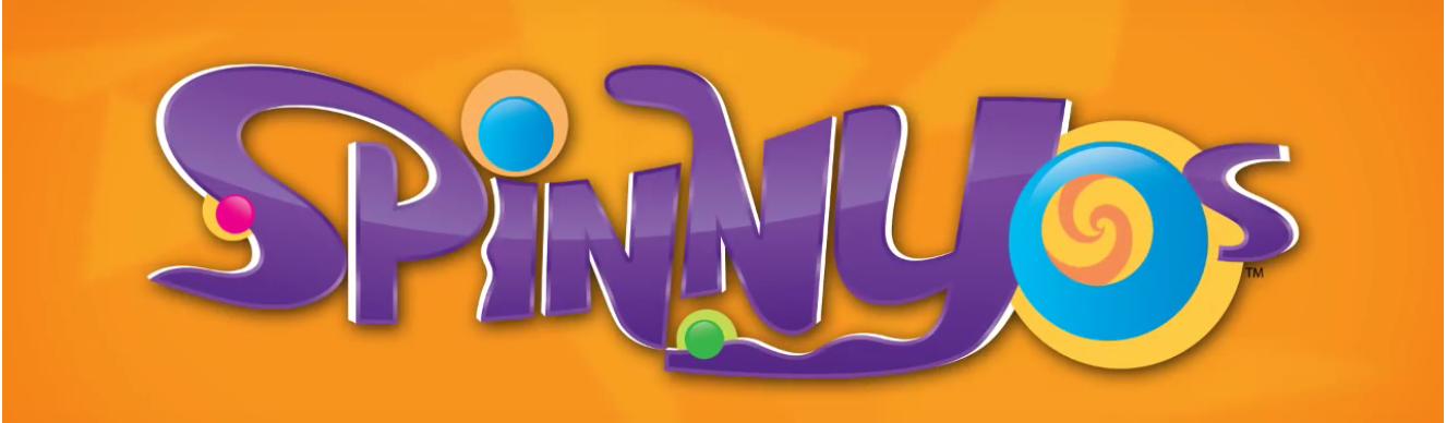 Fisher-Price Spinnyos: Playlab Video